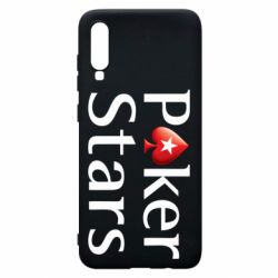 Чохол для Samsung A70 Stars of Poker