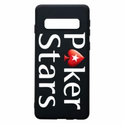 Чохол для Samsung S10 Stars of Poker