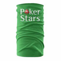 Бандана-труба Stars of Poker