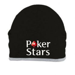 Шапка Stars of Poker - FatLine