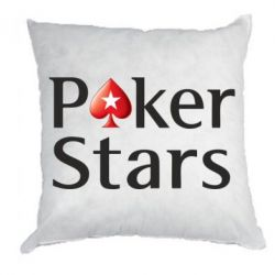Подушка Stars of Poker - FatLine