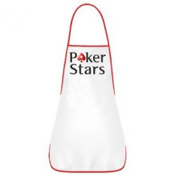 Фартуx Stars of Poker - FatLine