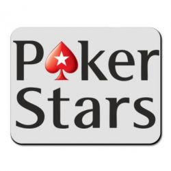 Коврик для мыши Stars of Poker - FatLine