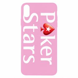 Чохол для iPhone X Stars of Poker - FatLine
