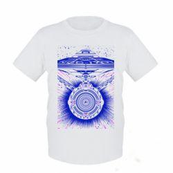 Детская футболка Startrek graphic