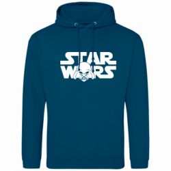 Мужская толстовка StarWars Logo - FatLine