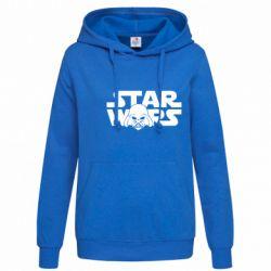 Женская толстовка StarWars Logo - FatLine