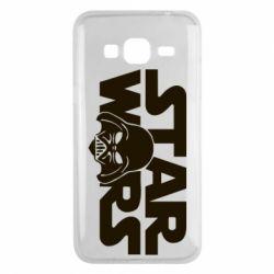 Чохол для Samsung J3 2016 StarWars Logo