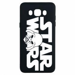 Чохол для Samsung J7 2016 StarWars Logo
