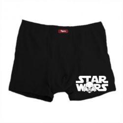 Мужские трусы StarWars Logo - FatLine