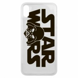 Чехол для iPhone Xs Max StarWars Logo