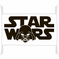Прапор StarWars Logo