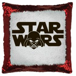 Подушка-хамелеон StarWars Logo