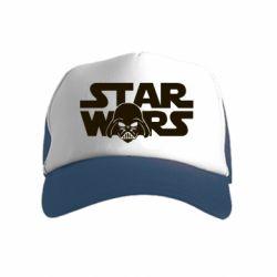 Дитяча кепка-тракер StarWars Logo