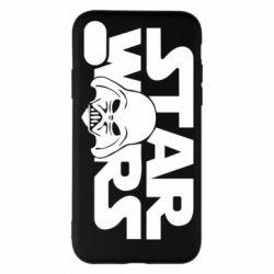 Чохол для iPhone X/Xs StarWars Logo