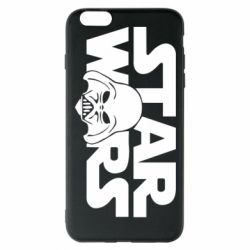 Чохол для iPhone 6 Plus/6S Plus StarWars Logo