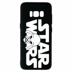 Чохол для Samsung S8 StarWars Logo