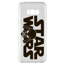 Чохол для Samsung S8+ StarWars Logo