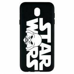 Чохол для Samsung J7 2017 StarWars Logo