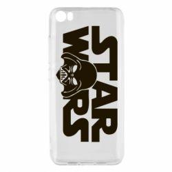 Чохол для Xiaomi Mi5/Mi5 Pro StarWars Logo