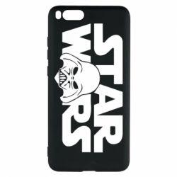 Чохол для Xiaomi Mi Note 3 StarWars Logo