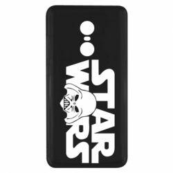 Чохол для Xiaomi Redmi Note 4x StarWars Logo