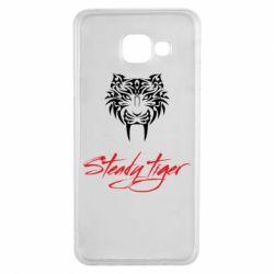 Чохол для Samsung A3 2016 Steady tiger
