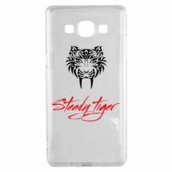 Чохол для Samsung A5 2015 Steady tiger