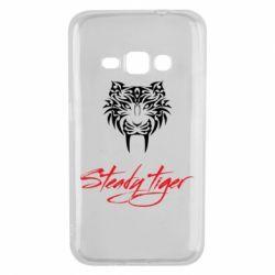 Чохол для Samsung J1 2016 Steady tiger