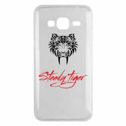 Чохол для Samsung J3 2016 Steady tiger
