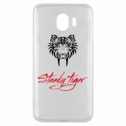 Чохол для Samsung J4 Steady tiger