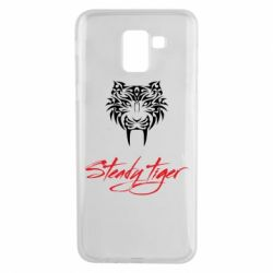Чохол для Samsung J6 Steady tiger