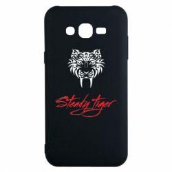 Чохол для Samsung J7 2015 Steady tiger