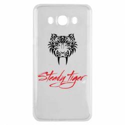 Чохол для Samsung J7 2016 Steady tiger