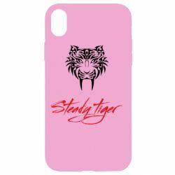 Чохол для iPhone XR Steady tiger