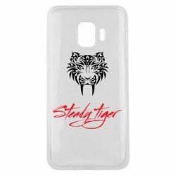 Чохол для Samsung J2 Core Steady tiger