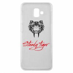 Чохол для Samsung J6 Plus 2018 Steady tiger