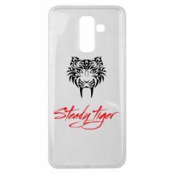 Чохол для Samsung J8 2018 Steady tiger