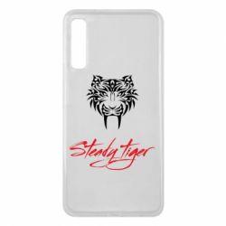 Чохол для Samsung A7 2018 Steady tiger