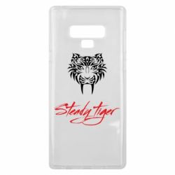 Чохол для Samsung Note 9 Steady tiger