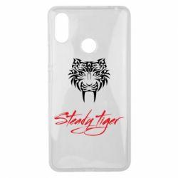 Чохол для Xiaomi Mi Max 3 Steady tiger