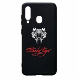 Чохол для Samsung A60 Steady tiger