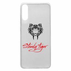 Чохол для Samsung A70 Steady tiger