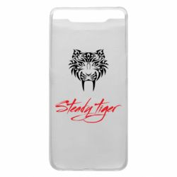 Чохол для Samsung A80 Steady tiger