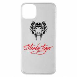 Чохол для iPhone 11 Pro Max Steady tiger
