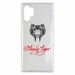 Чохол для Samsung Note 10 Plus Steady tiger