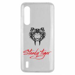 Чохол для Xiaomi Mi9 Lite Steady tiger