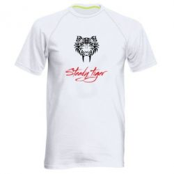 Чоловіча спортивна футболка Steady tiger