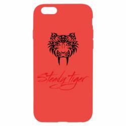 Чохол для iPhone 6/6S Steady tiger