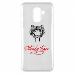 Чохол для Samsung A6+ 2018 Steady tiger